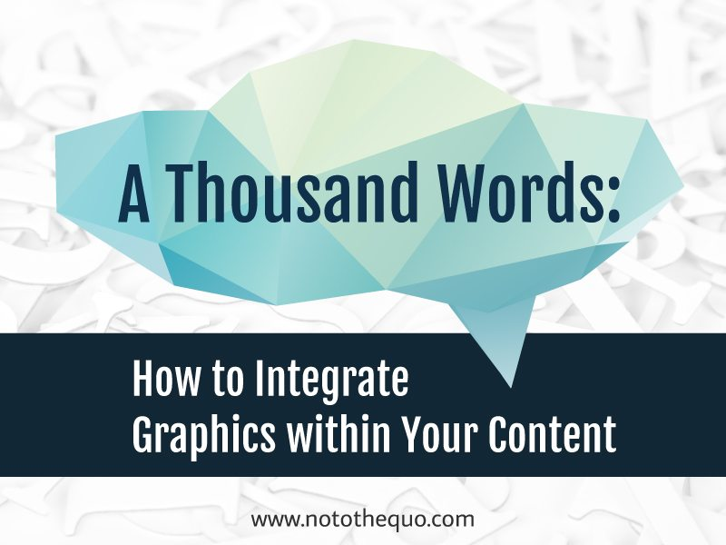 How to Integrate Graphics with Your Content